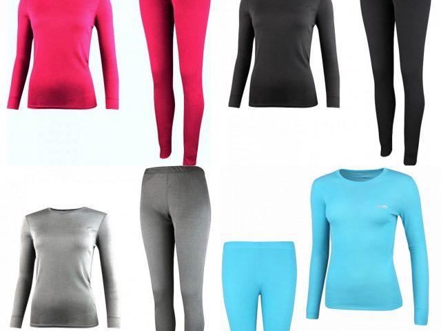 Dámske termoprádlo High Colorado Riga Underwear Set: Tričko + spodky 2020/21