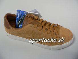Kožená obuv ADIDAS Daily Line