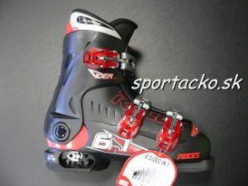 Juniorské nastaviteľné lyžiarky Roces Idea III