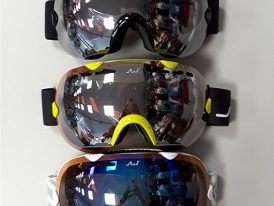Okuliare na lyže/snowboard Stuf Ryder Mirror 2019/20