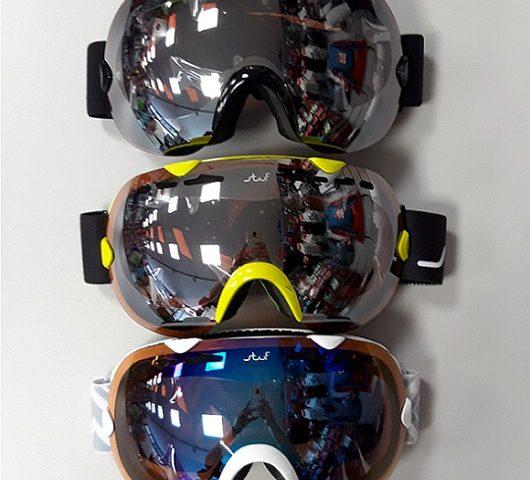 Okuliare na lyže/snowboard Stuf Ryder Mirror