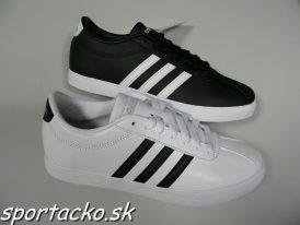 Dámska kožená obuv Adidas Courtset Leather