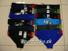 Pánske plavky ADIDAS Authentic 3 stripes trunk