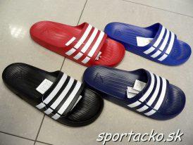 AKCIA: Pánske šľapky Adidas Duramo Slide