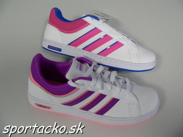 d07b4886366f Výpredaj  Kožená obuv ADIDAS Derby Set K ...