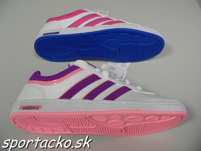 cf4a27ce5132 ... Výpredaj  Kožená obuv ADIDAS Derby Set K