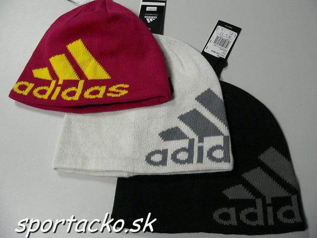3a06559f4 Adidas odevy-Čiapky-zimné-Zimné čiapky Adidas Knit Logo Beanie ...