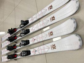 AKCIA: Dámske lyže s viazaním Volkl Flair 2018/19