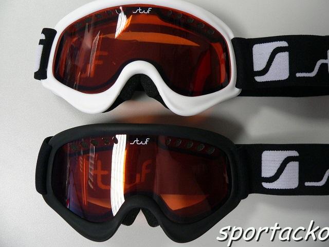 Stuf-Lyžiarske okuliare-Dvojsklové lyžiarske okuliare Advance Junior ... 7a13be0362d