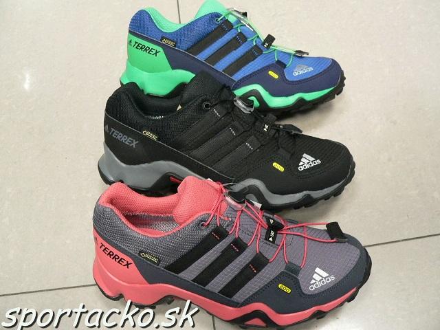 14c332c47ade Treková GORE-TEX obuv Adidas Terrex GTX K ...