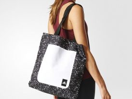 Dámska športová taška cez plece Adidas Good Shopper Graphic 2