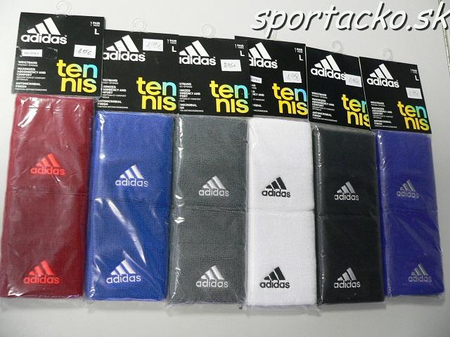 Športové potítka Adidas Wristband L 1af1a1f280