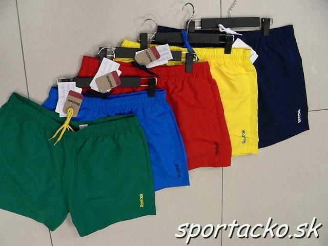 40fad2beefc Reebok-Odevy-nohavice - kraťasy-Pánske športové šortky REEBOK Sport ...