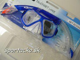Súprava: Potápačské okuliare+šnorchel V3Tec