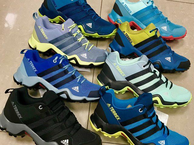 AKCIA: Dámska alebo juniorská trekingová obuv ADIDAS Terrex AX2R K