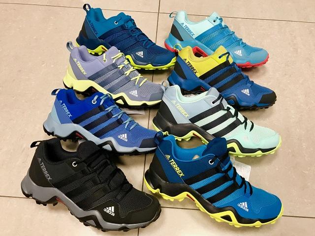 f377bf4d48e5 ... Dámska alebo juniorská trekingová obuv ADIDAS Terrex AX2R K