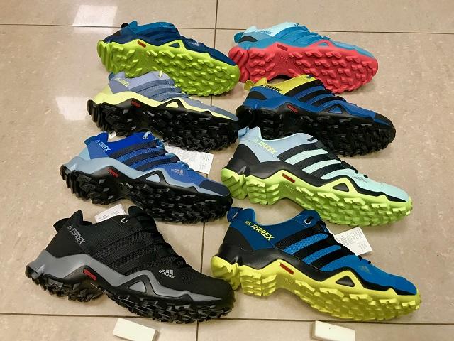 8cf6ddc5b7d1 ... Dámska alebo juniorská trekingová obuv ADIDAS Terrex AX2R K ...