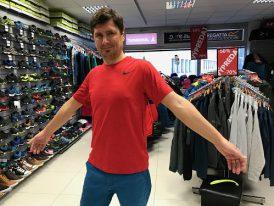 Pánske športové tričko NIKE Dri-Fit Training