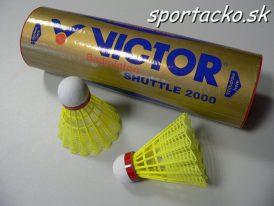 Badmintonové košíky VICTOR S2000 Red