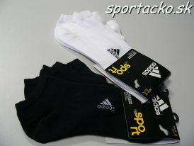 Členkové športové ponožky Adidas 3-pack