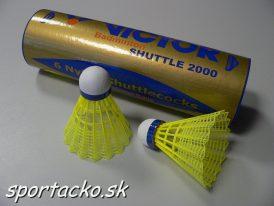 Badmintonové košíky VICTOR S2000 blue