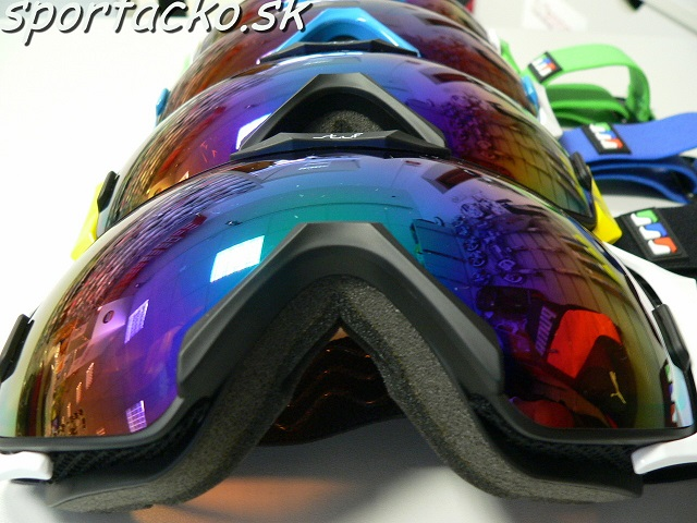 AKCIA: Lyžiarske okuliare Stuf Vista Mirror Advanced 2019/20