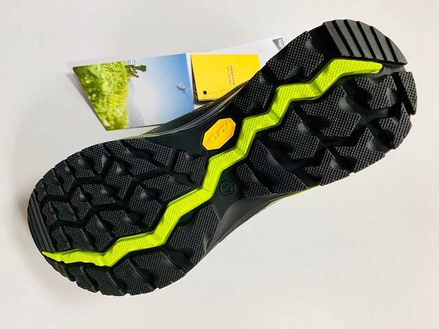 Alltrack pánska turistická obuv High Colorado Treviso Vibram