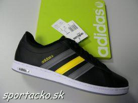 Výpredaj: Pánska kožená obuv ADIDAS Derby Sport Casual