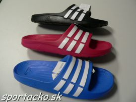 Športové šľapky Adidas Duramo Slide K