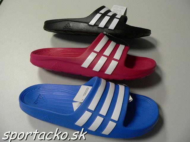 Športové šľapky Adidas Duramo Slide K 3146d8267f