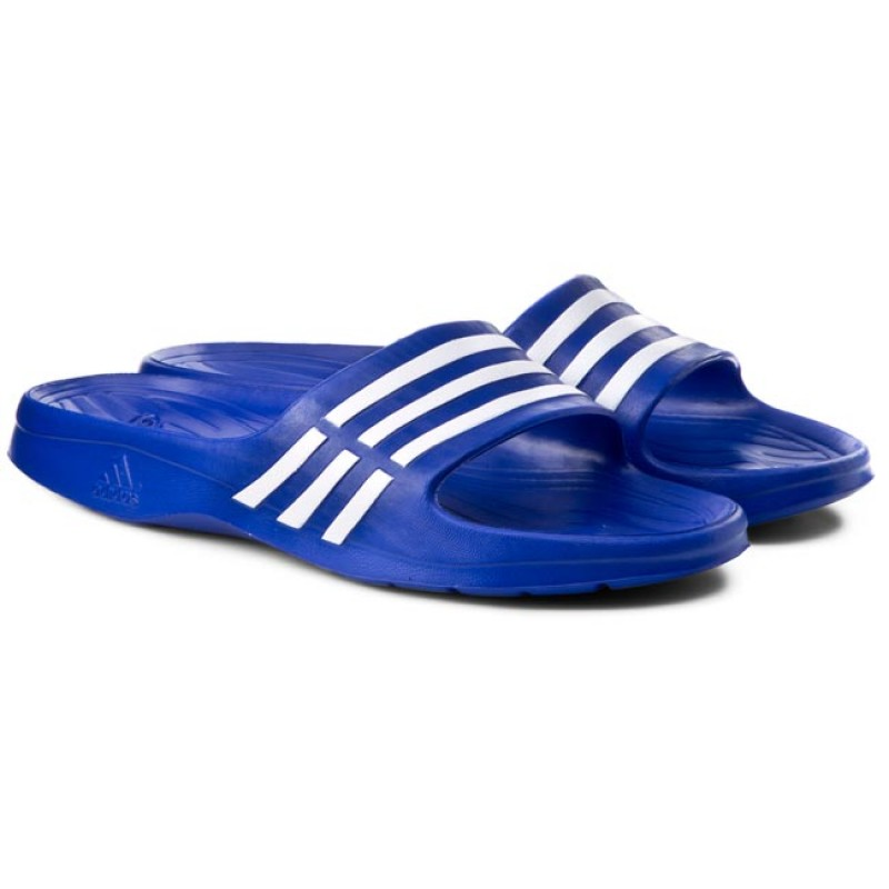 5bbd8a6558e1 Dámske šľapky Adidas Duramo Sleek W