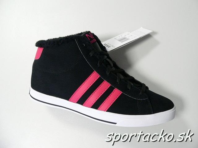 Adidas obuv-Obuv vychádzková-Dámska obuv Adidas SE Daily HI QT W ... 9325487263