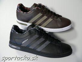 Výpredaj: pánska celokožená obuv Adidas Derby Urban II Leather
