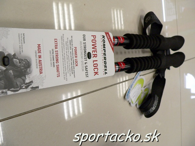Skialpinistické palice KOMPERDELL Titanal
