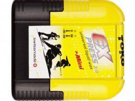 Univerzálny tekutý vreckový lyžiarsky vosk TOKO eXpress mini ZIMA 2019/20