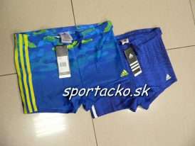 Plavky Adidas Infinitex 3 stripes Boxer
