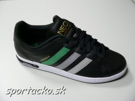 Výpredaj obuvi: Pánska kožená obuv Adidas Derby II Leather