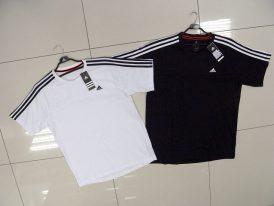 Pánske športové tričká Adidas 3S Crew