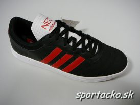 AKCIA: Obuv Adidas VLNEO TR Leather Men