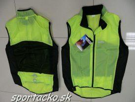Cyklistická windblock vesta Safety