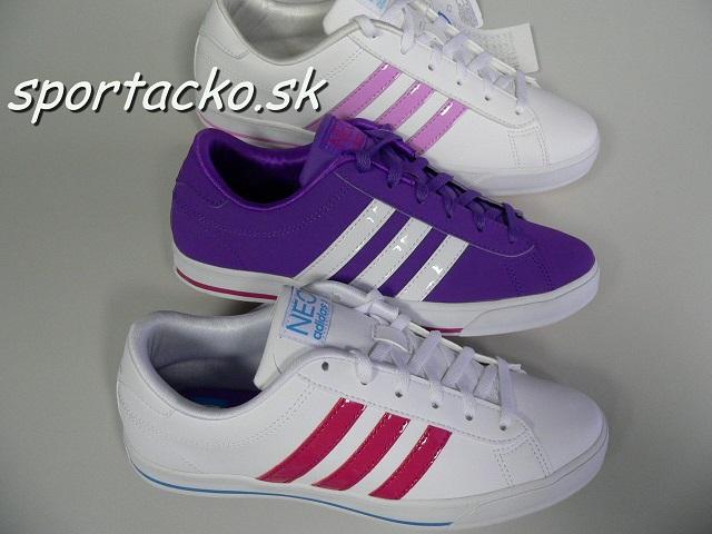 4dc060fc71e1 Výpredaj  Dámska obuv Adidas SE Daily QT ...
