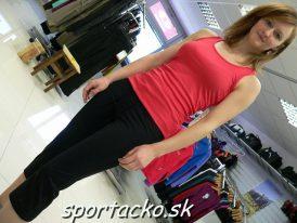 Športové 3/4 nohavice YORK Capri Tight Jessy