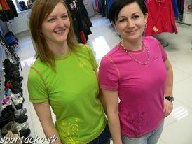 Výpredaj:  funkčné dámske / dievčenské športové tričká Icepeak Mai