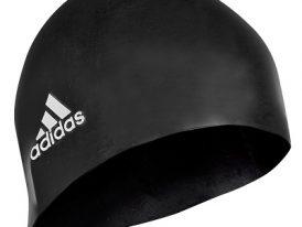 Plavecká čiapka Adidas Silicone Logo Cap