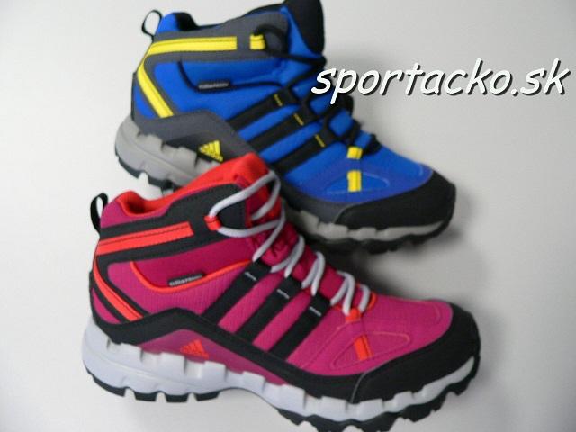 8fa1b621fa Adidas obuv-AKCIA - VÝPREDAJ-Treková obuv Adidas AX 1 Mid CLIMAPROOF ...
