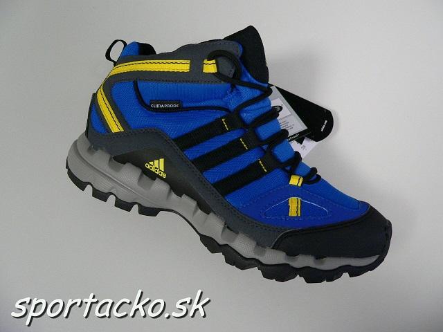 Výpredaj: Treková obuv Adidas AX 1 Mid CLIMAPROOF