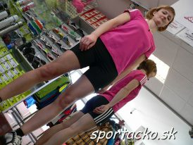 Krátke športové šortky Adidas Clima Training