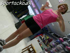 Dámske športové šortky Adidas Ess Knit Short