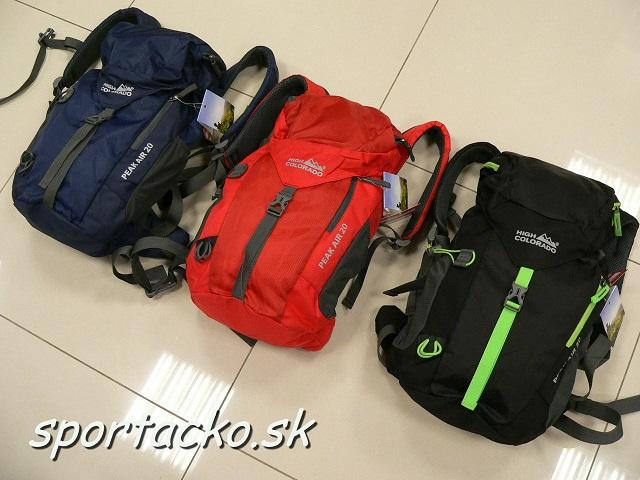 Turistické batohy HC PEAK AIR 20 litrov