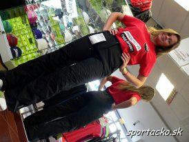 Výpredaj: dámske lyžiarske nohavice V3TEC Wallis L